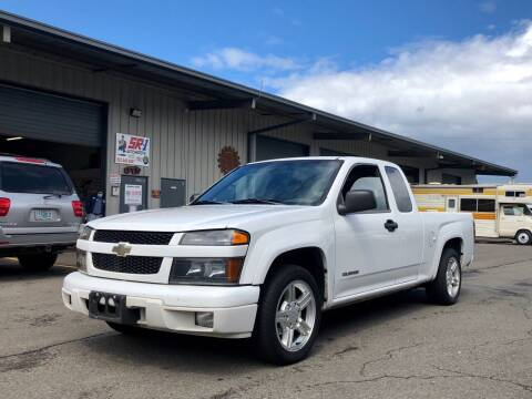 2004 Chevrolet Colorado for sale at DASH AUTO SALES LLC in Salem OR