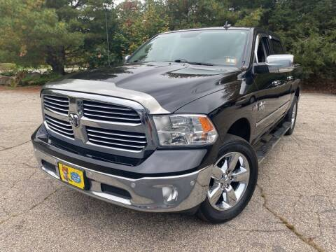 2016 RAM Ram Pickup 1500 for sale at Granite Auto Sales in Spofford NH
