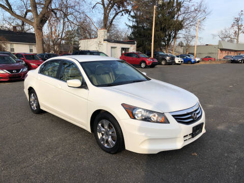 2012 Honda Accord for sale at Chris Auto Sales in Springfield MA