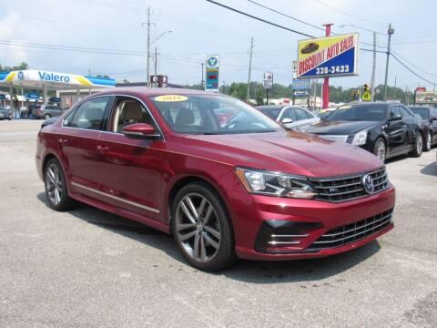 2016 Volkswagen Passat for sale at Discount Auto Sales in Pell City AL