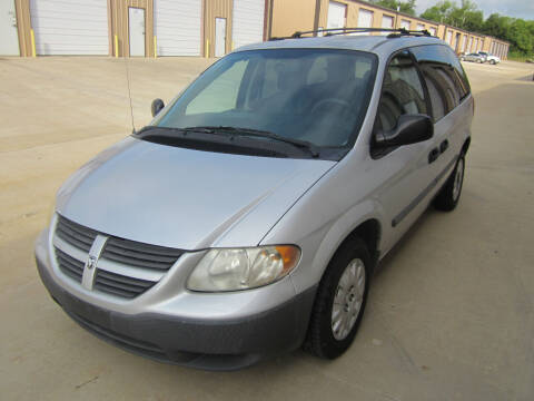 2005 Dodge Caravan for sale at Geaux Texas Auto & Truck Sales in Tyler TX
