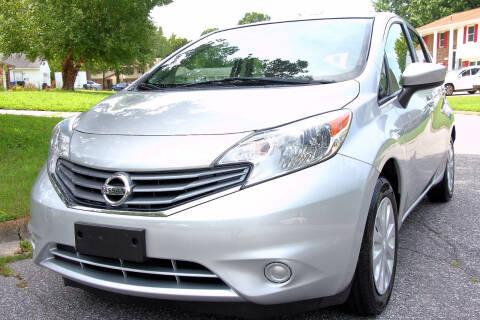 2015 Nissan Versa Note for sale at Prime Auto Sales LLC in Virginia Beach VA
