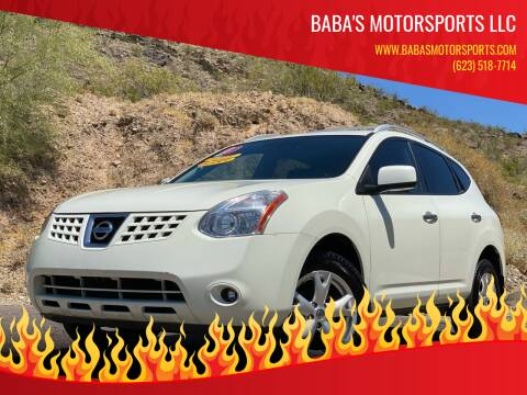 2010 Nissan Rogue for sale at Baba's Motorsports, LLC in Phoenix AZ