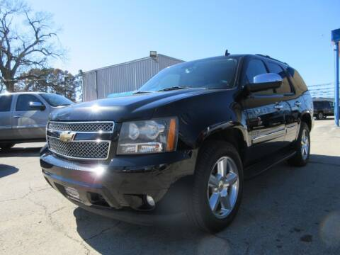 2010 Chevrolet Tahoe for sale at Quality Investments in Tyler TX