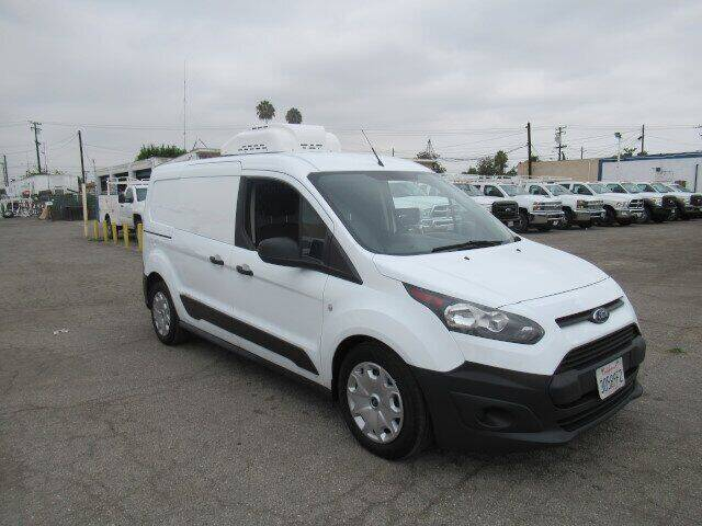 2017 Ford Transit Connect Cargo for sale at Atlantis Auto Sales in La Puente CA