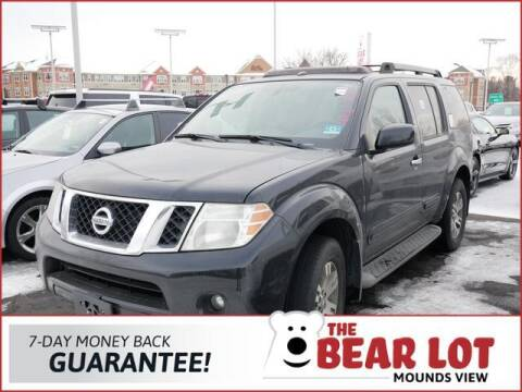 2010 Nissan Pathfinder for sale at Rydell Auto Outlet in Mounds View MN