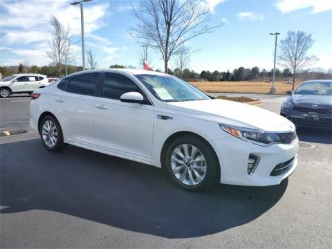 2018 Kia Optima for sale at Southern Auto Solutions - Lou Sobh Kia in Marietta GA