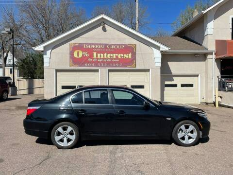 2008 BMW 5 Series for sale at Imperial Group in Sioux Falls SD