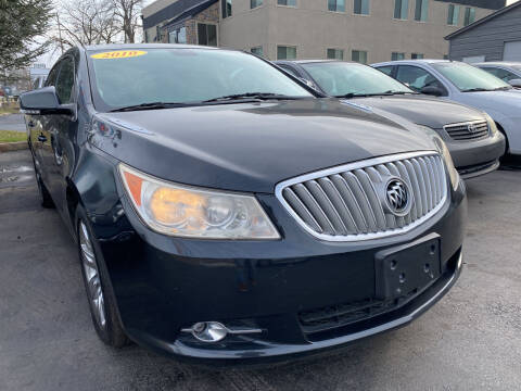 2010 Buick LaCrosse for sale at WOLF'S ELITE AUTOS in Wilmington DE