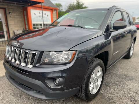 2014 Jeep Compass for sale at 5 STAR MOTORS 1 & 2 - 5 STAR MOTORS in Louisville KY