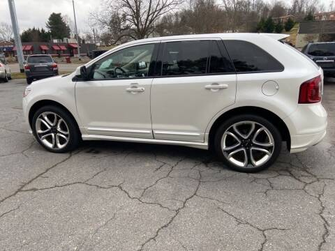 2011 Ford Edge for sale at Family Auto Sales of Johnson City in Johnson City TN
