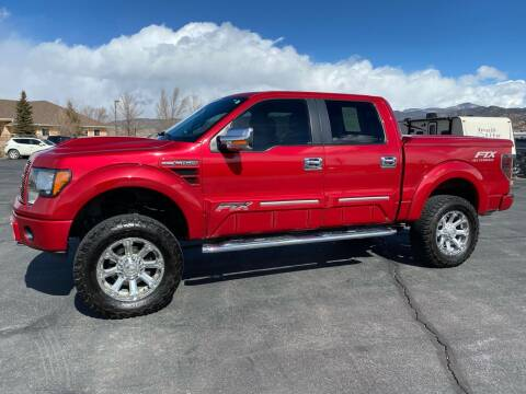 2012 Ford F-150 for sale at Salida Auto Sales in Salida CO