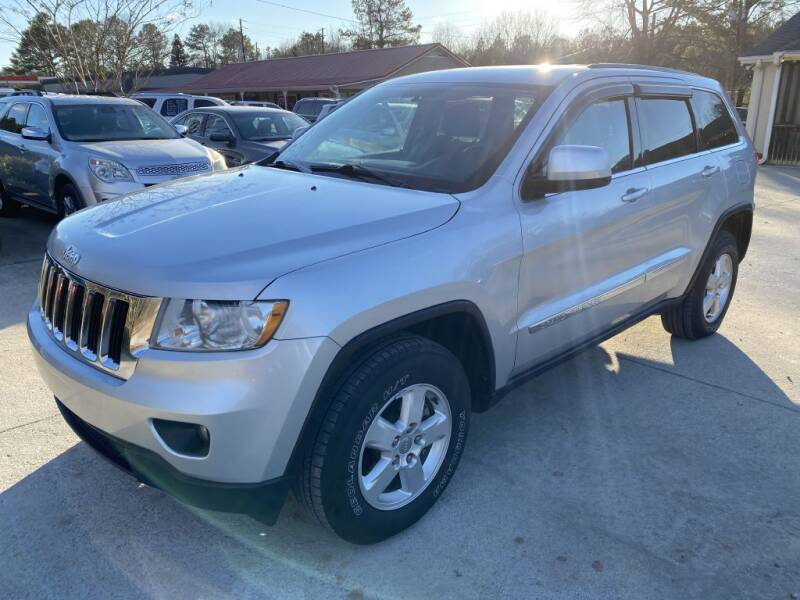 2013 Jeep Grand Cherokee for sale at Auto Class in Alabaster AL