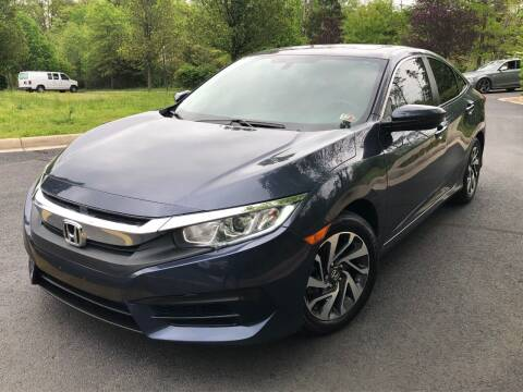 2018 Honda Civic for sale at Best Auto Group in Chantilly VA