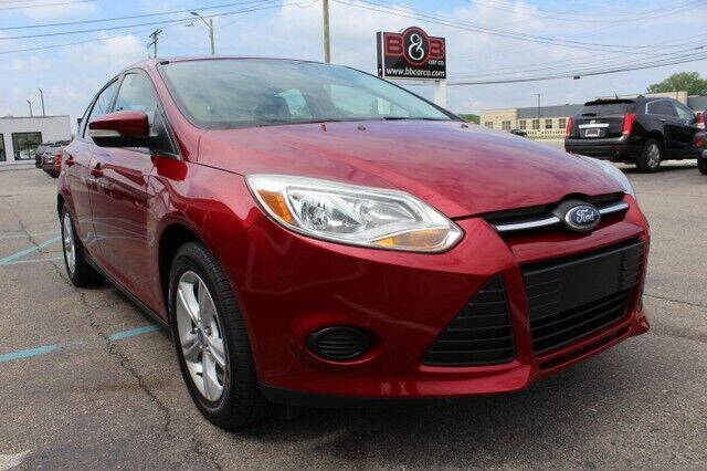 2014 Ford Focus for sale at B & B Car Co Inc. in Clinton Twp MI