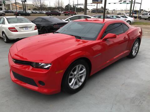 2015 Chevrolet Camaro for sale at Advance Auto Wholesale in Pensacola FL
