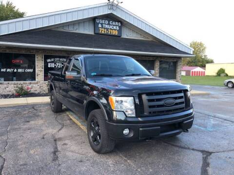 2010 Ford F-150 for sale at Imlay City Auto Sales LLC. in Imlay City MI