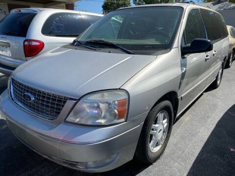 2004 Ford Freestar for sale at JC Auto Sales - West Main in Belleville IL