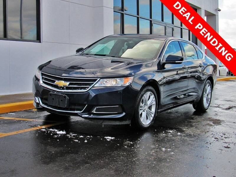 2016 Chevrolet Impala for sale at INDY AUTO MAN in Indianapolis IN