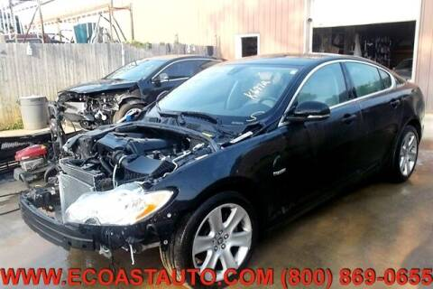 2010 Jaguar XF for sale at East Coast Auto Source Inc. in Bedford VA
