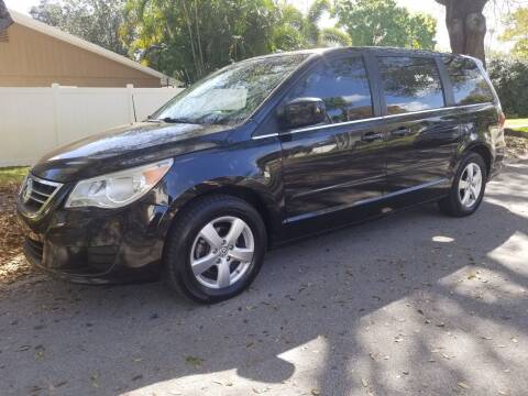 2009 Volkswagen Routan for sale at Low Price Auto Sales LLC in Palm Harbor FL