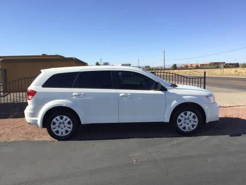 2015 Dodge Journey for sale at SPEND-LESS AUTO in Kingman AZ