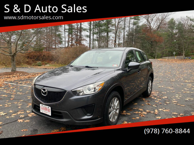 2014 Mazda CX-5 for sale at S & D Auto Sales in Maynard MA