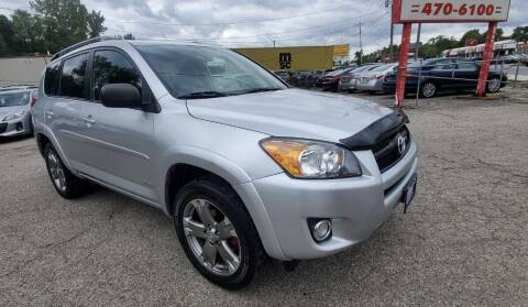 2010 Toyota RAV4 for sale at Nile Auto in Columbus OH