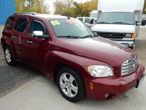 2006 Chevrolet HHR for sale at Lake View Auto Center in Oshkosh WI