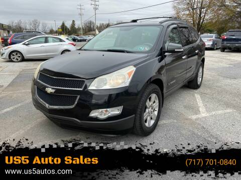 2009 Chevrolet Traverse for sale at US5 Auto Sales in Shippensburg PA