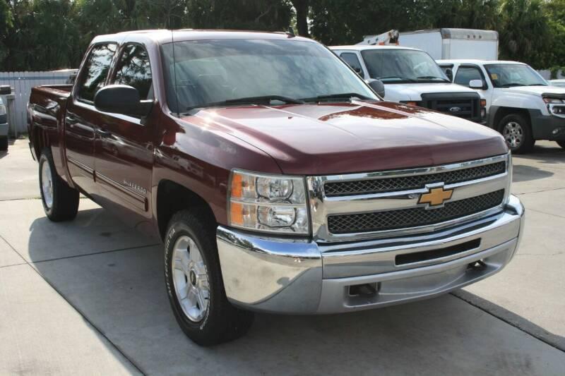 2013 Chevrolet Silverado 1500 for sale at Mike's Trucks & Cars in Port Orange FL
