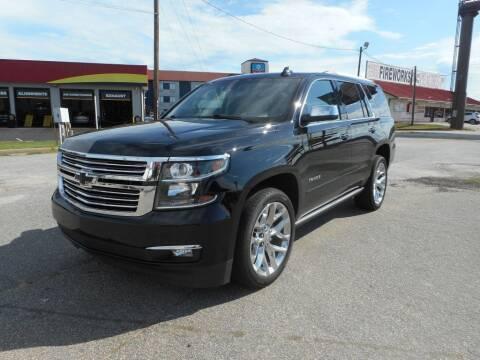 2018 Chevrolet Tahoe for sale at Auto Center Elite Vehicles LLC in Spartanburg SC