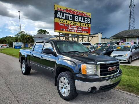 2007 GMC Sierra 1500 for sale at Mox Motors in Port Charlotte FL