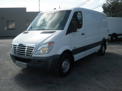 2007 Freightliner Sprinter Cargo for sale at Priceline Automotive in Tampa FL