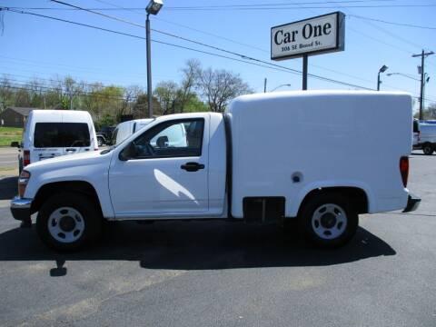 2009 Chevrolet Colorado for sale at Car One in Murfreesboro TN