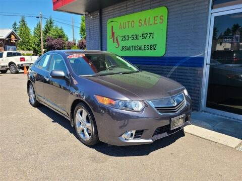 2014 Acura TSX for sale at Vehicle Simple @ JRS Auto Sales in Parkland WA