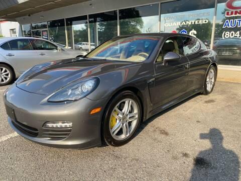 2013 Porsche Panamera for sale at Carz Unlimited in Richmond VA