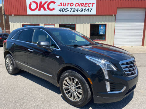 2017 Cadillac XT5 for sale at OKC Auto Direct in Oklahoma City OK