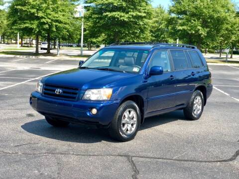 2005 Toyota Highlander for sale at Supreme Auto Sales in Chesapeake VA