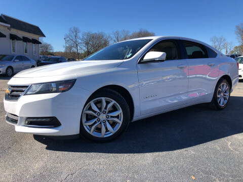 2018 Chevrolet Impala for sale at Beckham's Used Cars in Milledgeville GA