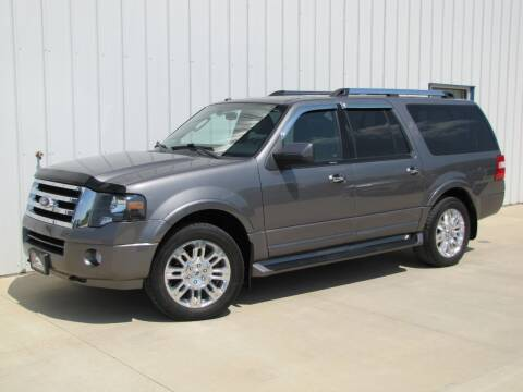 2011 Ford Expedition EL for sale at Lyman Auto in Griswold IA