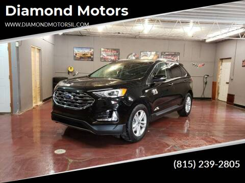 2019 Ford Edge for sale at Diamond Motors in Pecatonica IL