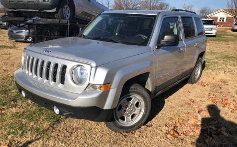 2011 Jeep Patriot for sale at Champion Motorcars in Springdale AR