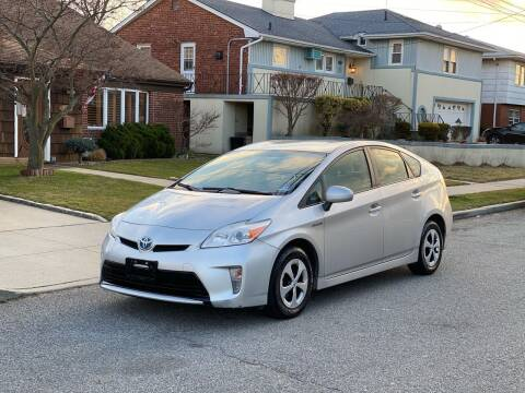 2012 Toyota Prius for sale at Reis Motors LLC in Lawrence NY