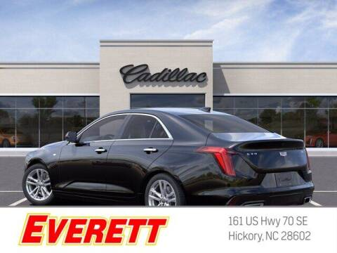 2021 Cadillac CT4 for sale at Everett Chevrolet Buick GMC in Hickory NC