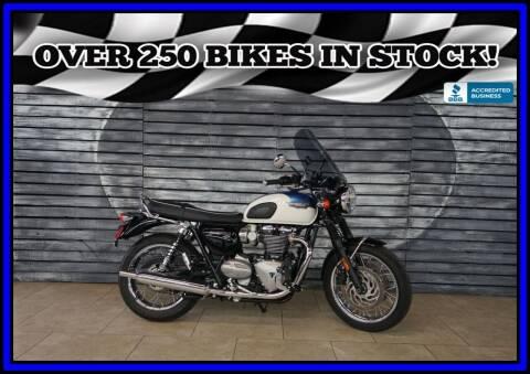 2020 Triumph Bonneville T120 for sale at Motomaxcycles.com in Mesa AZ