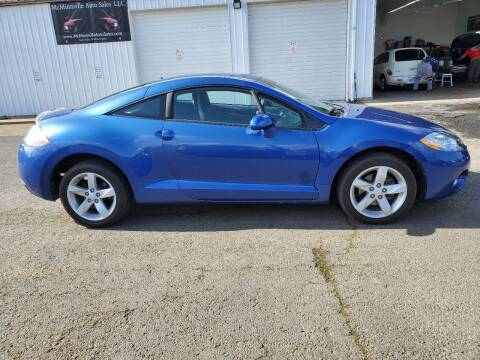 2006 Mitsubishi Eclipse for sale at McMinnville Auto Sales LLC in Mcminnville OR