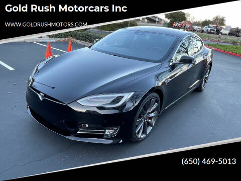 2016 Tesla Model S for sale at Gold Rush Motorcars Inc in Fremont CA