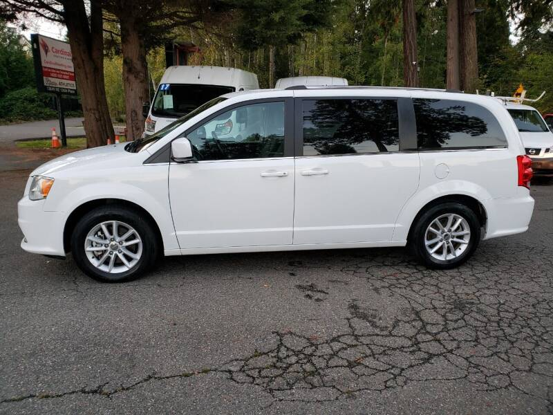 2019 Dodge Grand Caravan SXT 4dr Mini-Van - Kirkland WA