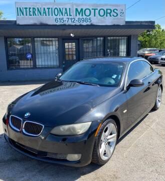 2008 BMW 3 Series for sale at International Motors Inc. in Nashville TN